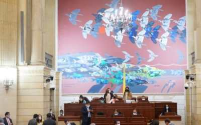 Cámara de Representantes aprobó en primer debate reforma a la justicia