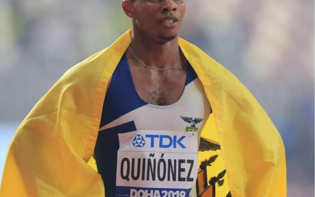 Asesinado Alex Quiñonez, atleta olímpico de Ecuador