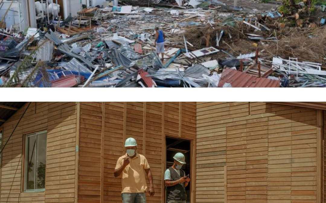 11 meses y la reconstrucción de San Andrés es mínima: Contraloría