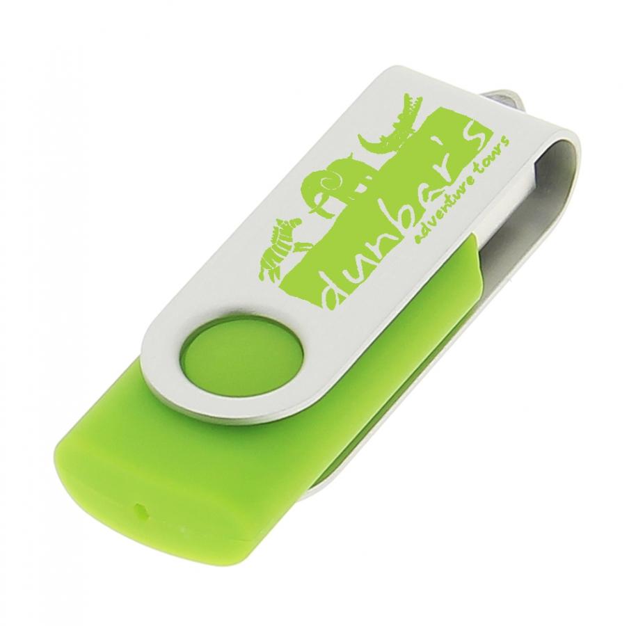 Memorias USB personalizadas en serigrafía