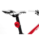 Luz trasera bicicleta, 6 LED con 7 funciones