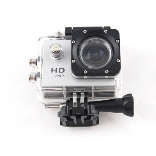 Komir 720P Pantalla LCD 2.0'' Full HD  Cámara Deportiva Sumergible 30M Videocam.