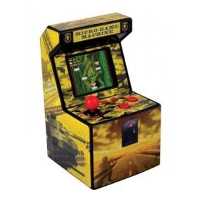 micro arcade amarillo