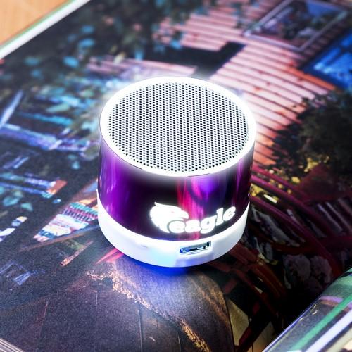 Altavoz Bluetooth con Luz Led