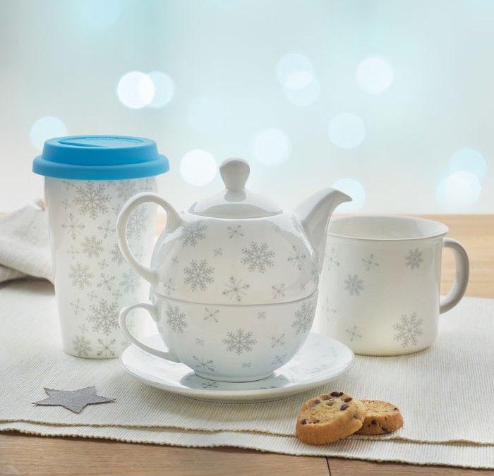 Regalos de Té y café con motivos de Navidad