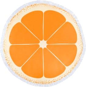 toalla naranja