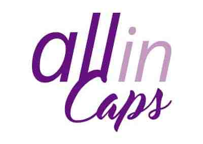 All in Caps