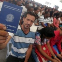 FGV - Desemprego segue aumentando