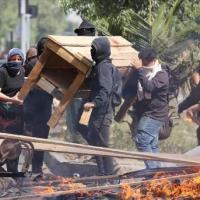 Modelo Neoliberal Chileno pega Fogo