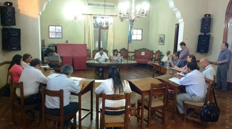 Concejo Deliberante sesión extraordinaria caliente con controversia