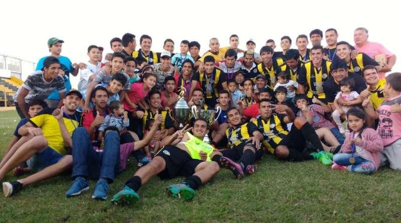 Especial: Comunicaciones campeón del Futbol Mercedeño