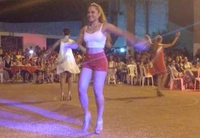 """""""Bailando con mi comparsa soy la persona más feliz"""""""