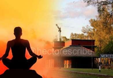Se viene una jornada de Yoga en Mercedes