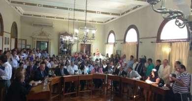 Se viene la sexta sesión del concejo deliberante de Mercedes