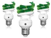Ahorro de energía y cuidado del planeta.