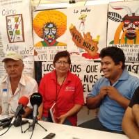 """Dice la CETEG disidente que """"no se ha vendido"""" con Rogelio Ortega"""