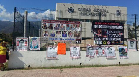 Fotos Bernardo Torres Protesta en Cereso (2)