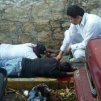Dos muertos y tres heridos tras ataque a taller mecánico, en Acapulco
