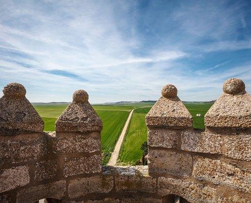 Castillo de Fuensaldaña - Photogenic Agencia Gráfica
