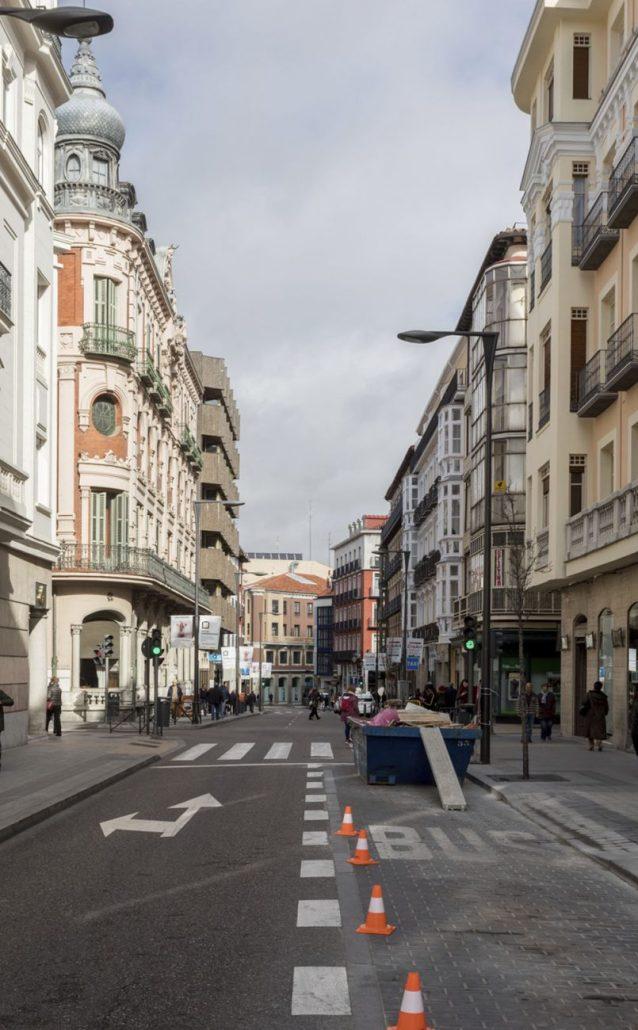 Calle Duque de la Victoria