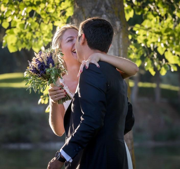 Fotos de boda de Rebeca y Julio - Lago de Maito - Photogenic Agencia Gráfica