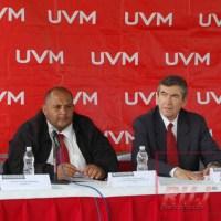 Se presentaron los Linces de la UVM