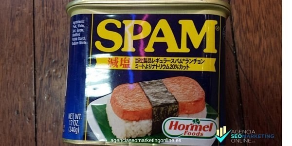 Spam, email marketing