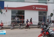 Gerente do Bradesco Barreiras sequestrados