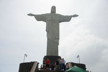 Cristo Redentor RJ Tomaz Silva/Agência Brasil