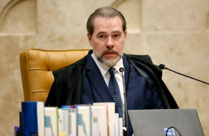 Presidente do STF, ministro Dias Toffoli.