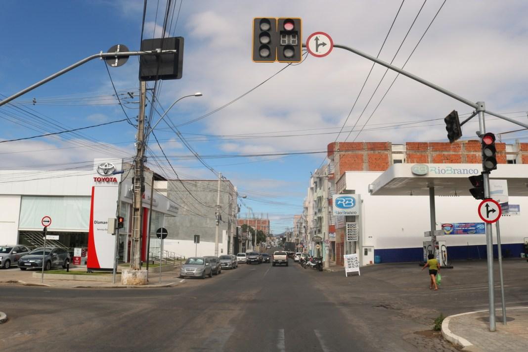 Avenida Barão do Rio Branco Guanambi (2)