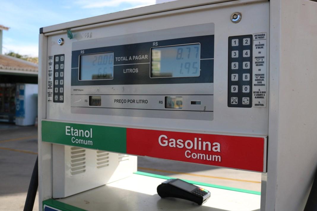 Gasolina, etanol, postos de combustivel guanambi (5)