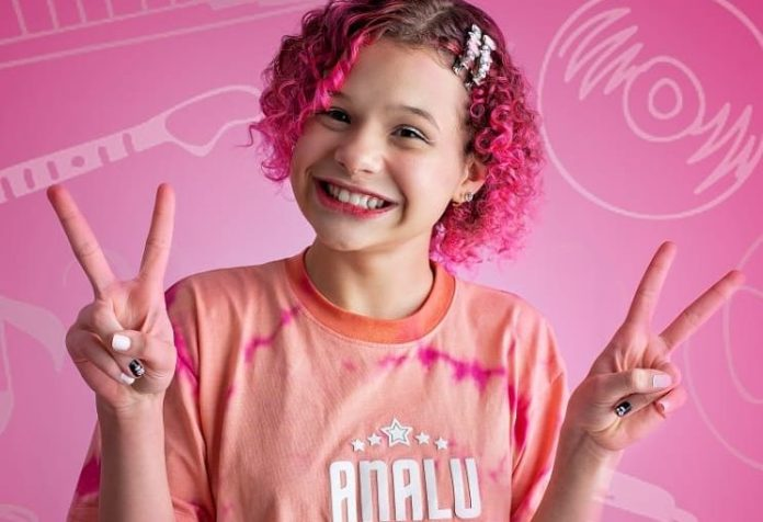 Analu Sampaio The Voice Kids Vitória da Conquista