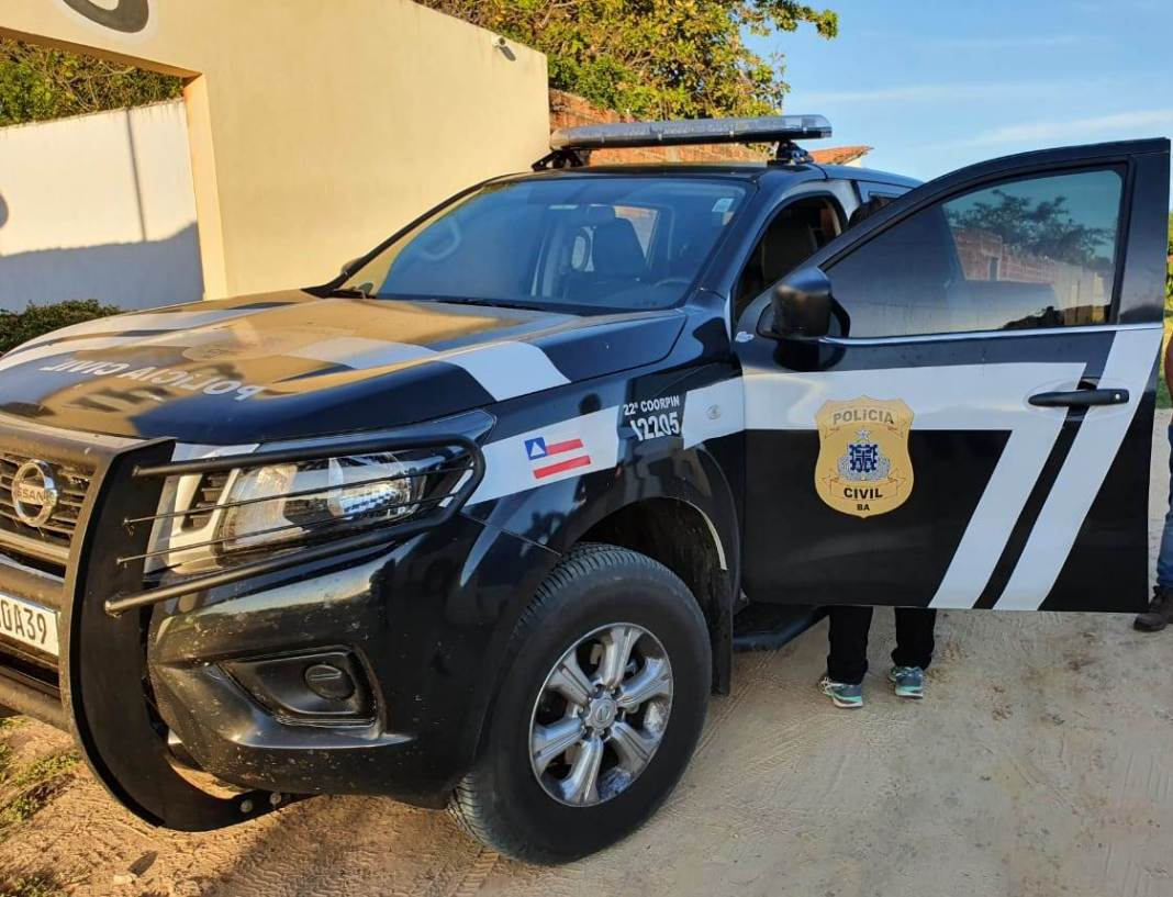 Viatura Polícia Civil Guanambi