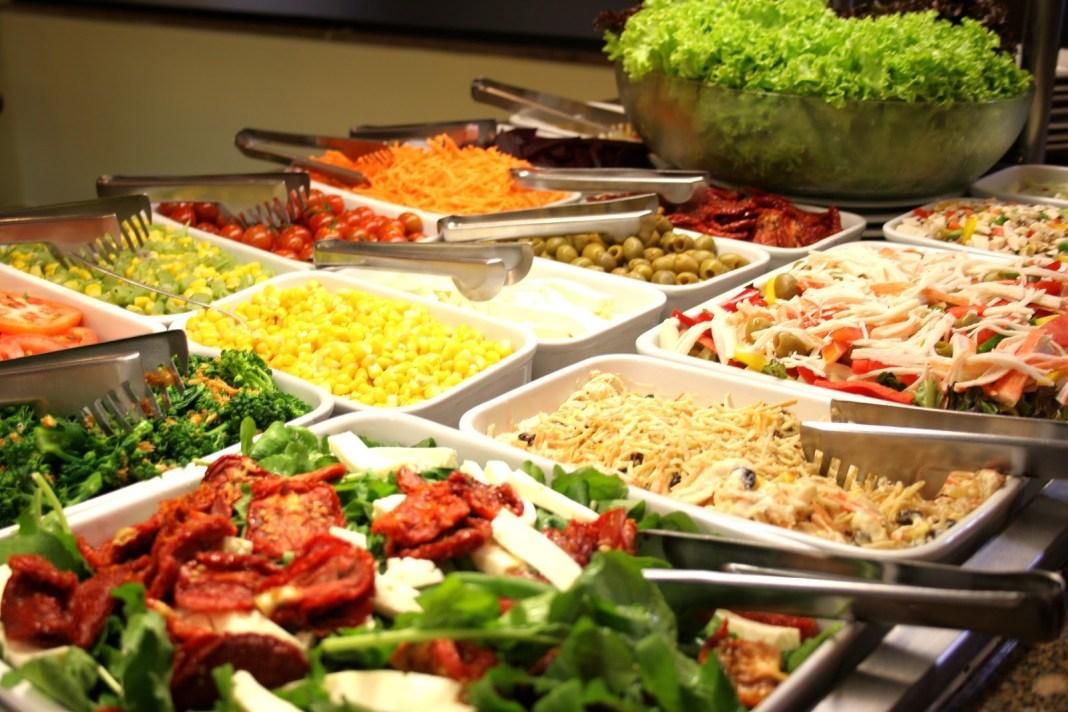 restaurante buffet selvi-service