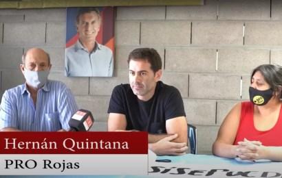 Hernán Quintana propone pensar la ciudad de una manera distinta