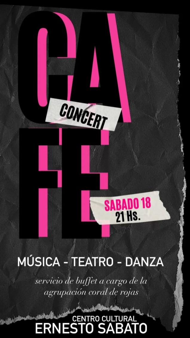 ACR café concert