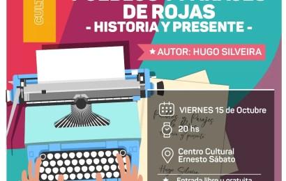 Presentan el libro de Hugo Silveira