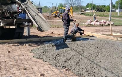Comenzó la construcción de viviendas municipales