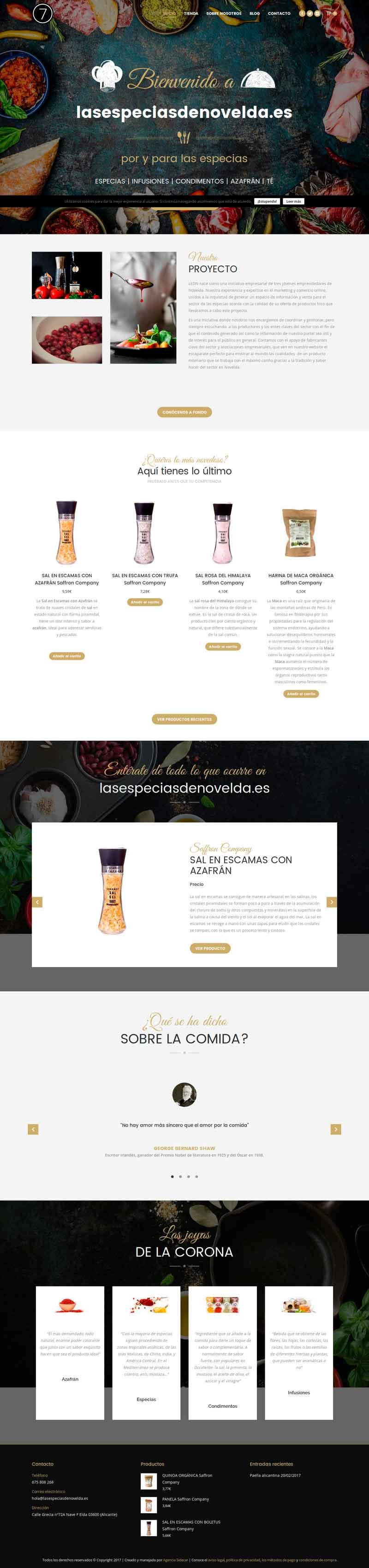 Agencia Sidecar agencia-sidecar-portfolio-lasespeciasdenovelda-1 lasespeciasdenovelda.es