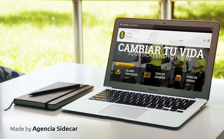 Agencia Sidecar Agenciasidecar_mockup_caminoabaeza3 Camino a Baeza