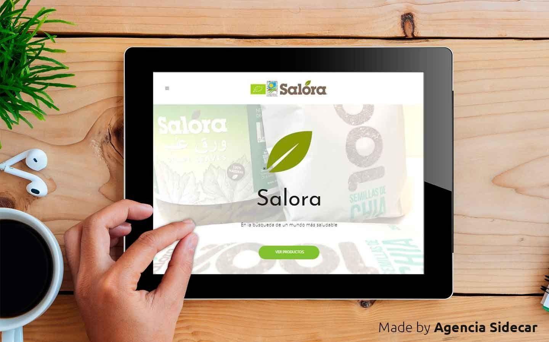 Agencia Sidecar Agenciasidecar_mockup_salora Salora