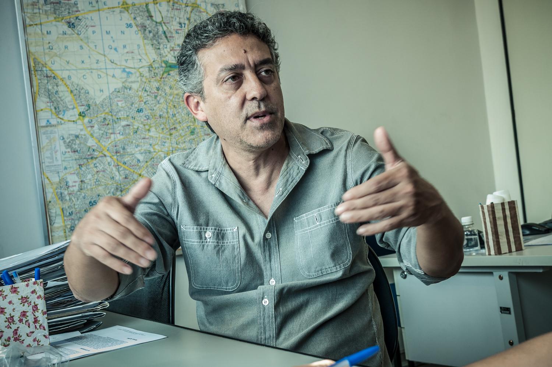 """Fábio Custódio, diretor do Departamento de Cidadania da Prefeitura de Campinas: """"Precisamos ter uma regulamentação e estar preparados""""    Foto: Martinho Caires"""