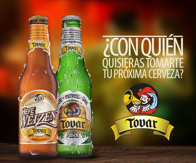 Cerveza Tovar