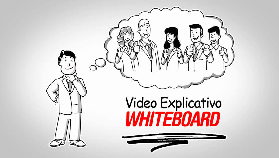 Que es un Video Scribing, Pizarra Blanca o Video Whiteboard? 2020