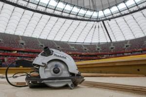 Serwis prasowy: przygotowania do mistrzostw europy