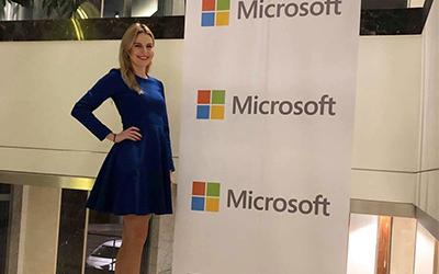 Konferencja Microsoft wWarszawie