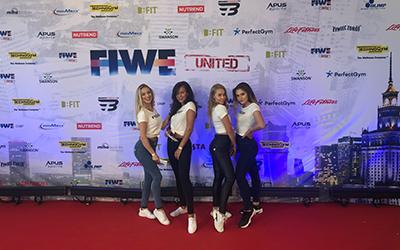 Targi FIWE Warszawa EXPO XXI