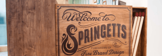 UK Packaging Design Firm Sprigetts