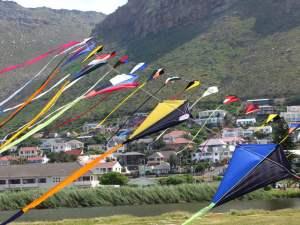 Cape Town International Kite Festival Muizenberg pic 3
